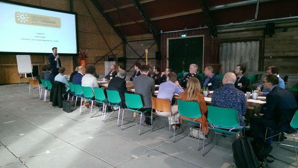Delegatie van EZ en BZK bezoeken Groningen