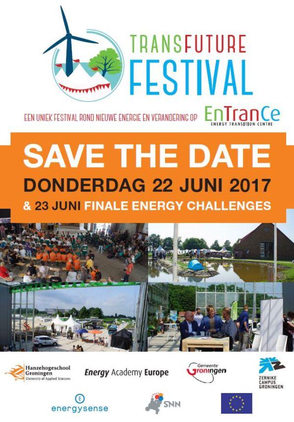 Transfuture Festival 22 juni: save the date